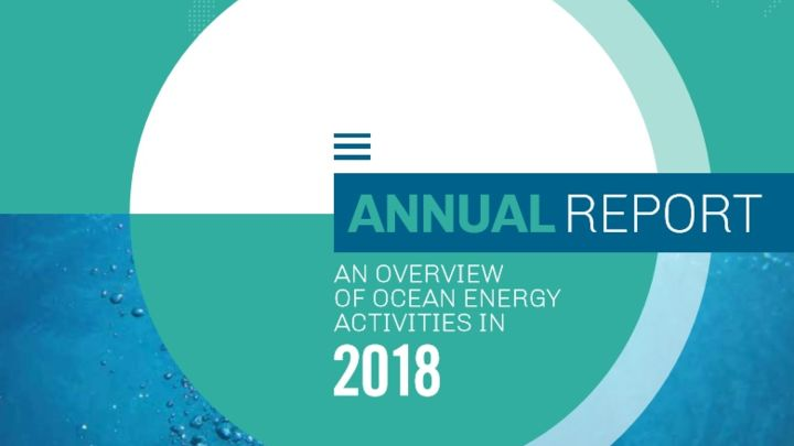 DTOceanPlus in IEA-OES report 2018