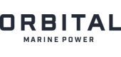 Orbital Marine Power Logo